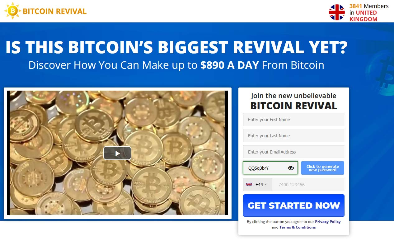 Bitcoin Revival Review Read Before Make The Decision